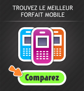 comparer les forfaits mobiles