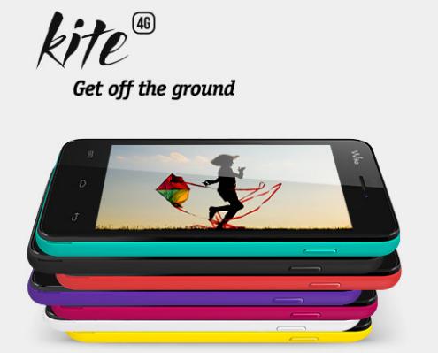 wiko kite 4G